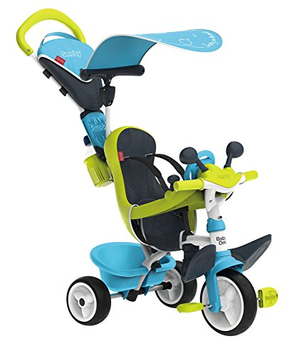 Smoby Baby Driver Komfort ,blau