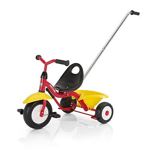 Kettler Dreirad Startrike rot/gelb